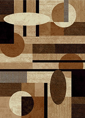 Tribeca by Home Dynamix HD5376-999-5N Home Decor Living Room Area Rug