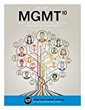 img - for MGMT (with MGMT Online, 1 term (6 months) Printed Access Card) (New, Engaging Titles from 4LTR Press) book / textbook / text book