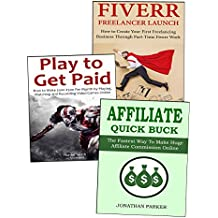 Quick Ways to Get Paid Online: Fiverr Freelancing, Affiliate Marketing  & Video Game Recording