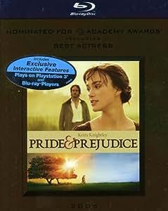 Pride & Prejudice [Blu-ray] (Bilingual)