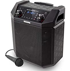 ION Audio Block Rocker Plus | 100W Porta...