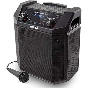 6f8e5f9fc Amazon.com  ION Audio Block Rocker Plus