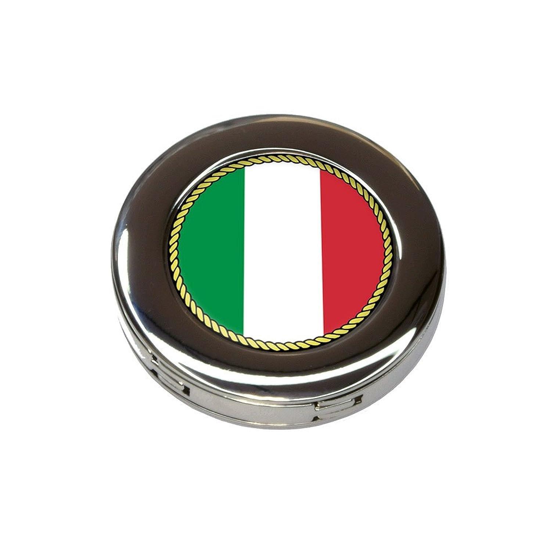 Flag of Italy Foldable Retractable Purse Bag Handbag Hook Hanger Holder