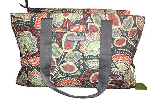 Vera Bradley Triple Compartment Travel Bag, Nomadic Floral