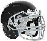 Schutt Sports Youth Vengeance DCT Football Helmet without Faceguard, Medium, Black