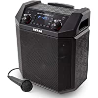 ION Audio Block Rocker Plus | 100W Portable Battery...