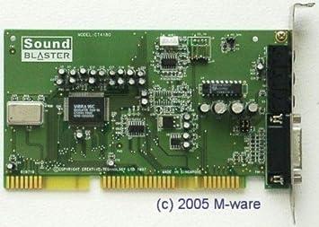 CT4180 SOUND DRIVER WINDOWS