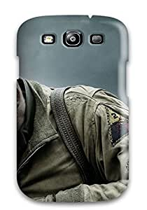 Premium Tpu Wardaddy - Fury Cover Skin For Galaxy S3