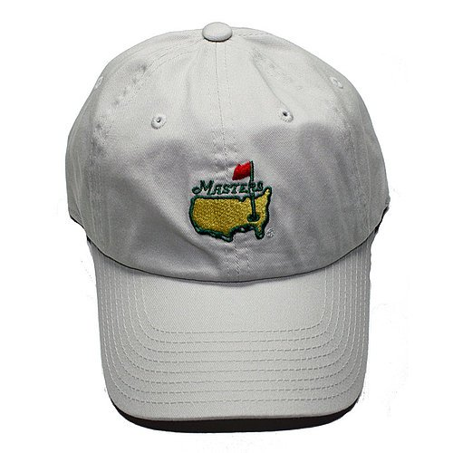 Masters Caddy Slouch Hat - Stone