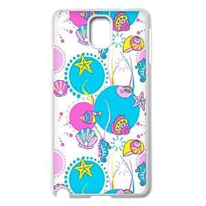 Samsung galaxy note 3 N9000 Sea creatures Phone Back Case Custom Art Print Design Hard Shell Protection LK059300