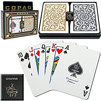"""8 Decks NEW Lot 4x 2 Deck Poker Sets Royal /""""REDs/"""" 100/% Plastic Playing Cards"""