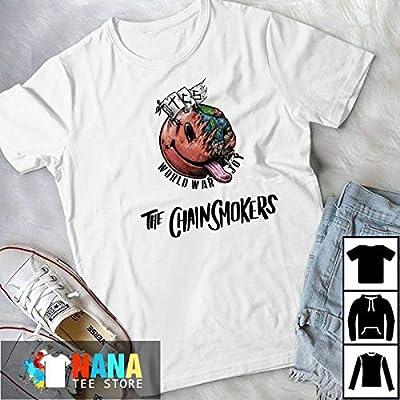 The Chainsmokers World War Joy Tour 2019 Gift For Men Women T-Shirt Long T-Shirt Sweatshirt Hoodie