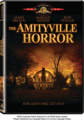 DVD : The Amityville Horror (Lenticular Cover, Faceplate)