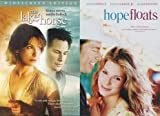 Sandra Bullock Does Romance! Hope Floats & The Lake House Double Feature DVD