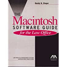 The Macintosh Software Guide for the Law Office