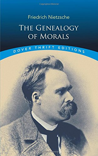 The Genealogy of Morals (Dover Thrift - Es Usa Collection