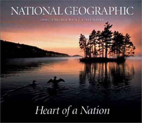 heart of a nation 2002 engagement calendar