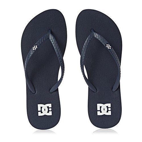 Fonce Tongs Shoes ADJL100014 DC Spray Femme pour Bleu ExS0CaqwC