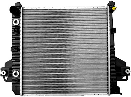 ECCPP New Aluminum Radiator 2481 For 2002 2006 Jeep Liberty Limited 2002 2006  Jeep Liberty Sport