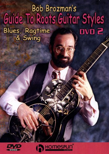 Bob Brozman's Guide To Roots Guitar Styles-DVD#2