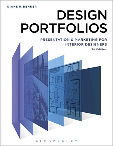 Design Portfolios: Presentation and Marketing for Interior Designers