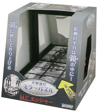 Mysterious mirror puzzle M.C Escher (japan import) - Escher Check