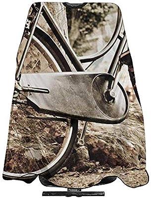 Capa De Peluquería Para Bicicleta Prueba De Bicicleta Salón De ...