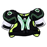 simhoa Senior Ice Roller Hockey Shoulder Pads Sports Chest Protector Guard Gear 3 Sizes
