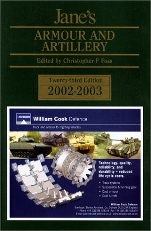 Read Online Jane's Armour and Artillery Upgrades 2002-2003 (Jane's Armour & Artillery) PDF