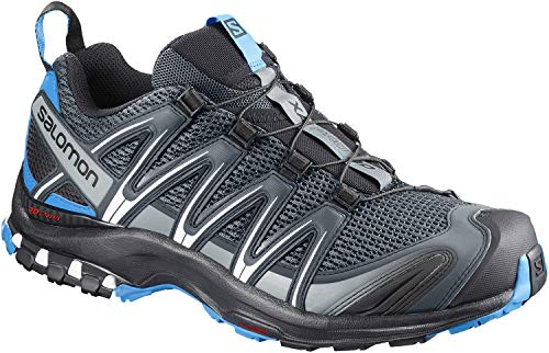 Salomon Men's XA Pro 3D Trail Running Shoes, stormy weather, 10.5 M US (Salomon Mens Xa Pro 3d Trail Running Shoe)