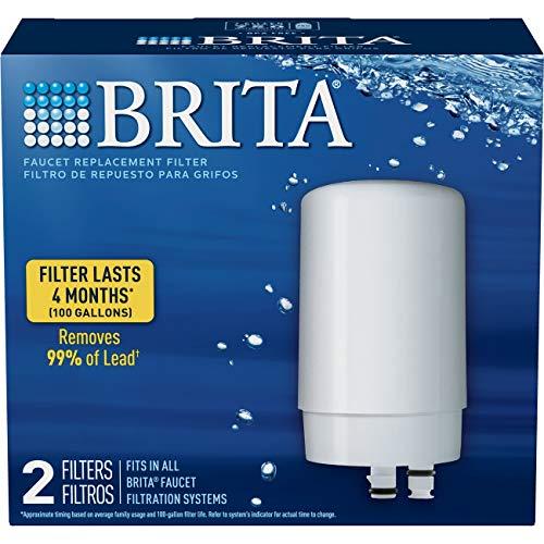 Buy brita faucet filters 3 pack