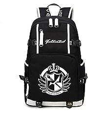 YOYOSHome Luminous Anime Cosplay College Bag Daypack Bookbag Backpack School Bag