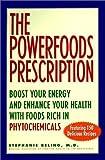 Powerfoods, Stephanie Beling, 0060174544