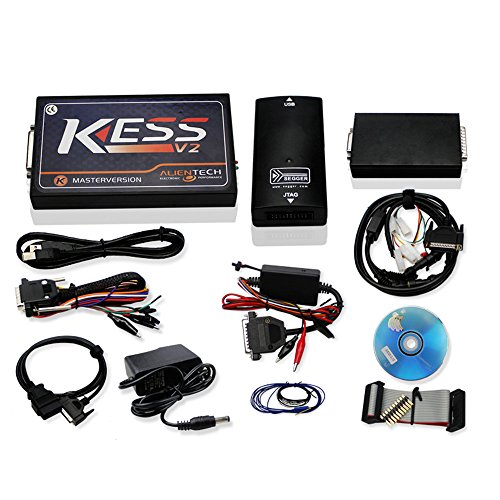 Kess V2 V2.15 Firmware V3.099 Manager Tuning Kit Chip Tuning Tool ECU programmer No Token - Ecu Programmer