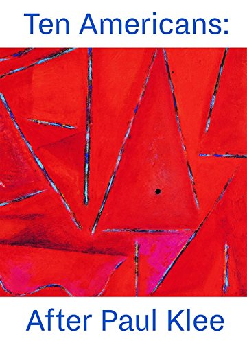 Ten Americans: After Paul - Painting Klee Abstract