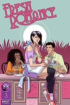 Fresh Romance: Issue 3 by [Comics, Emet, Leth, Kate, Vaughn, Sarah , Kuhn, Sarah]