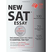 New SAT Essay Practice Book (Advanced Practice Series)