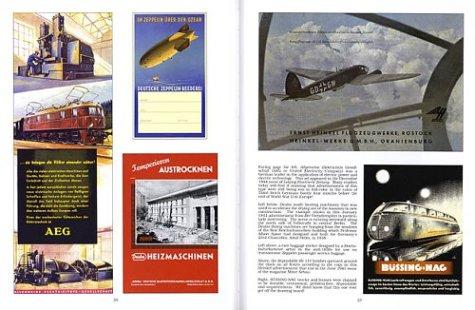 Review German Print Advertising, 1933-1945