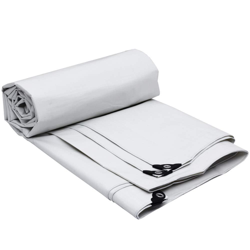 Wasserdichte Plane Plastic Cloth Sonnenschutz Regen Schatten Tuch Outdoor-Isolierung Dicke Leinwand