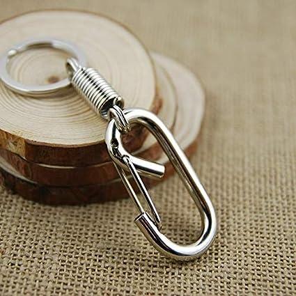 Amazon.com : Occus Carabiner Keychain Key Ring Retro Waist ...