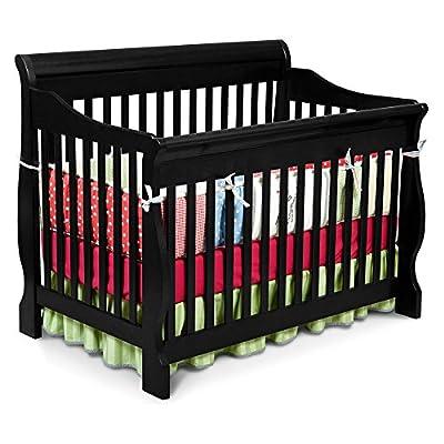 Delta Children Canton 4- in-1 Convertible Crib