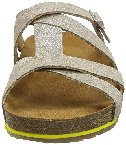 Haflinger T Sandals Taupe Sarah Brown WoMen Bar 738 vHvaxZq