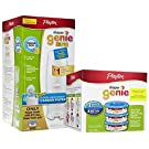 Playtex Baby Diaper Genie Elite Pail System with Carbon Filter + Refill 270 ct
