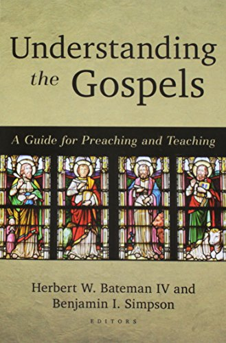 Image of Understanding the Gospels: A Guide for Preaching and Teaching