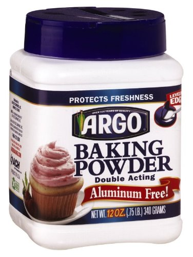 Argo Baking Powder, 12-Ounce Boxes (Pack of 12) by ARGO (Image #1)