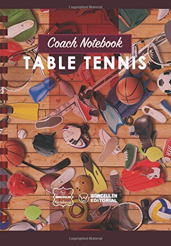 Download Coach Notebook - Table Tennis PDF