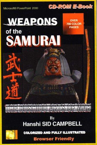 Weapons of the Samurai Warior -