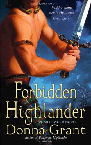 Read Online Forbidden Highlander: A Dark Sword Novel PDF