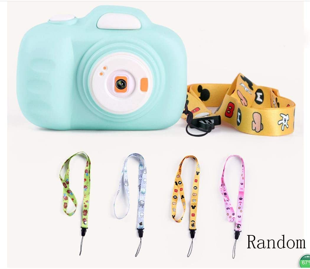 Atmeyol Children Digital Camera Kids LCD Dual Lens HD 2.3 Inch Screen Camcorder Camera /& Photo