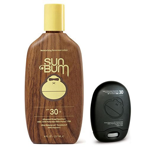 Sun Bum SPF 30 8oz Lotion + Face Stick SPF 30